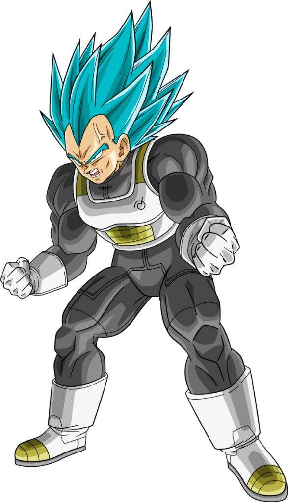 Desenho: Vegeta Super Saiyajin Blue Full Power | Dragon ...