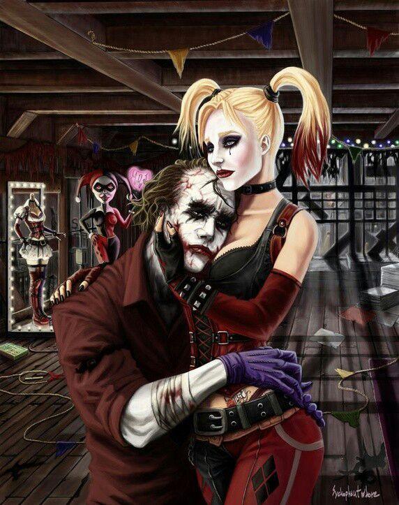 O Amor De Arlequina Pelo Coringa Harley Quinn Br Amino