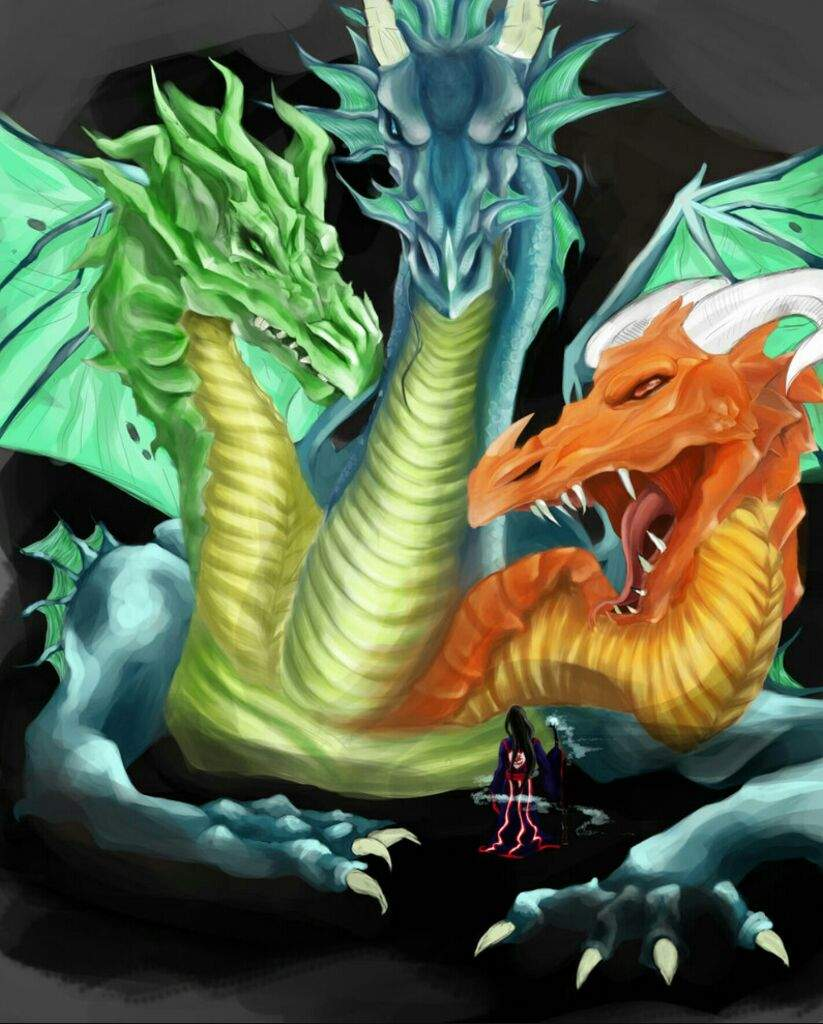 hydra dragon pictures