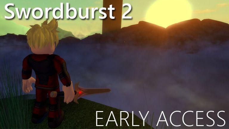 Roblox Review] Swordburst 2 | Roblox Amino