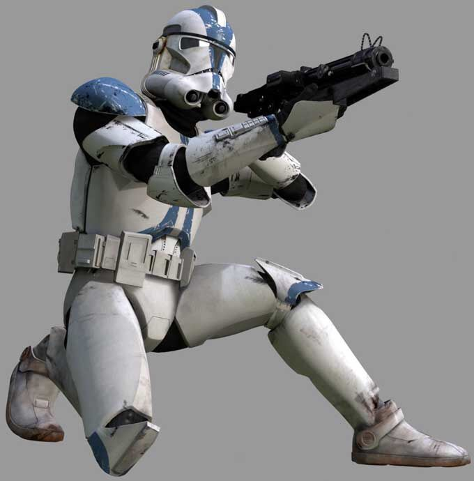 The History And Evolution Of Imperial Armor Star Wars Roleplay