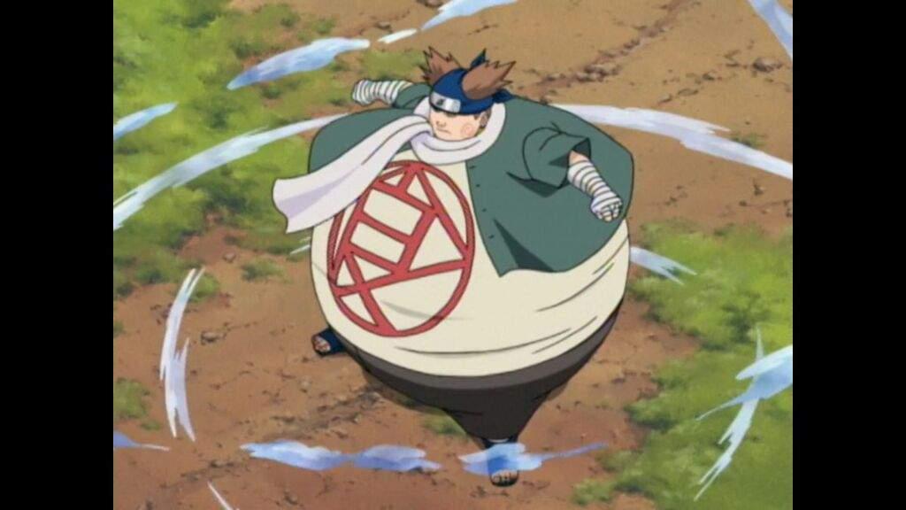 Image result for choji ball jutsu