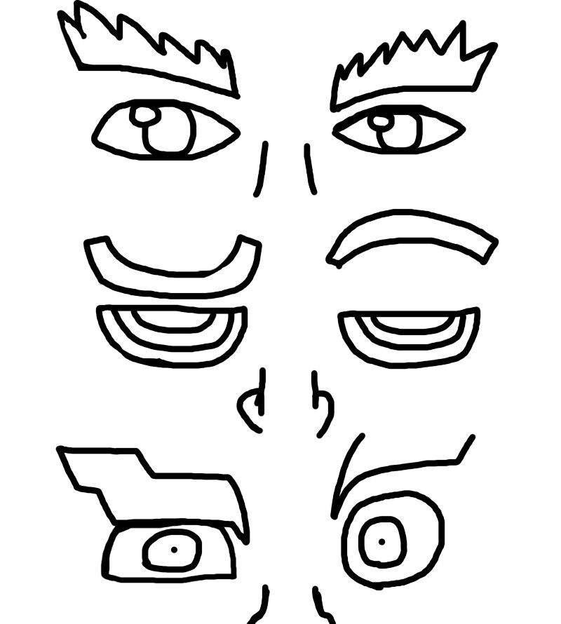 Dibujo De Triple Mago•💠~