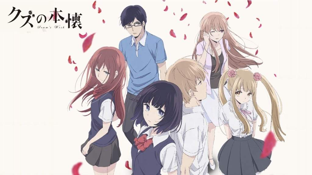Kuzu No Honkai- Anime Review | Anime Amino