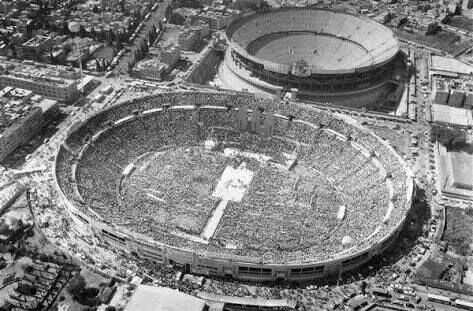 Resultado de imagen para inaugurado el 6 de octubre de 1946