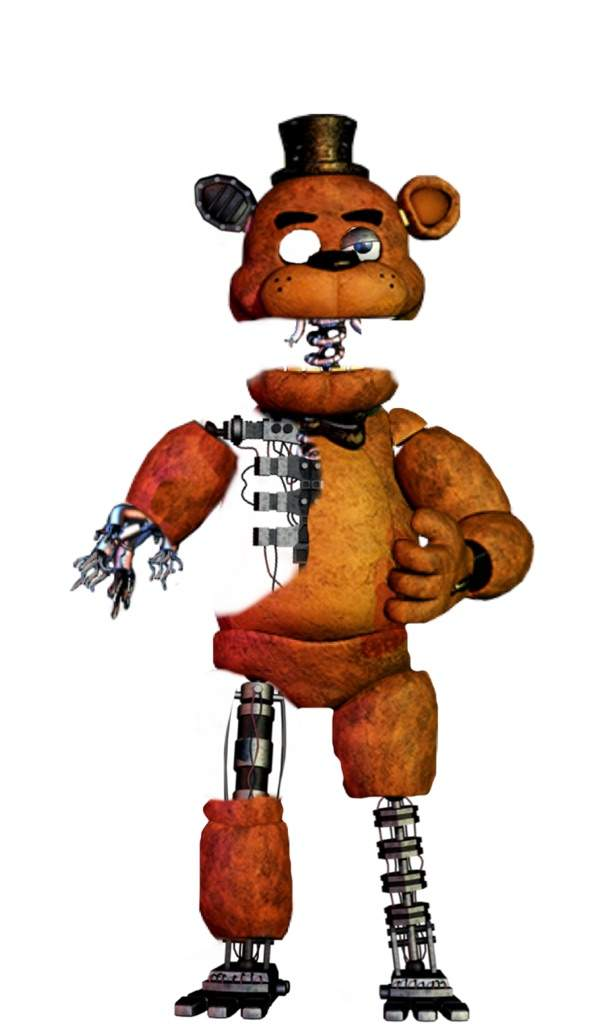Withered freddy from fnaf 1 | Five Nights At Freddy's Amino