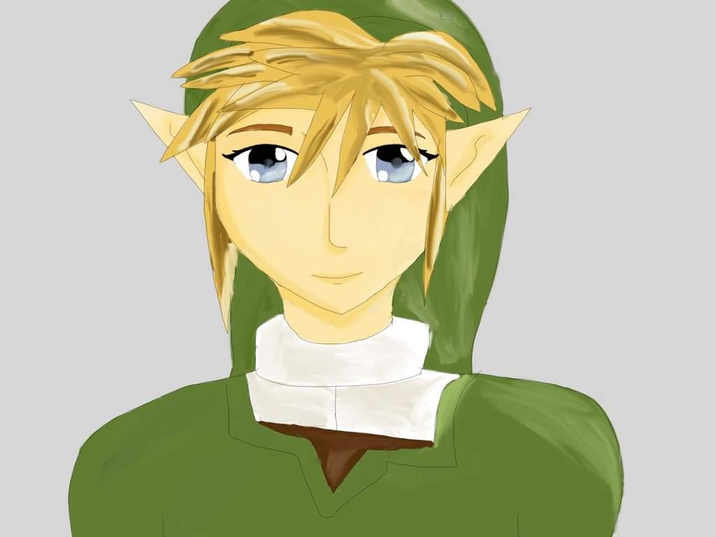 Legend Of Zelda Link Fan Art Otaku Realm Amino
