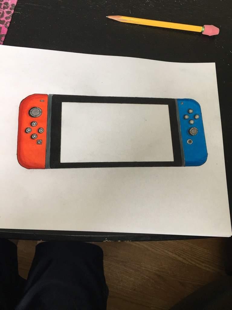 Nintendo Switch Drawing Zelda Amino