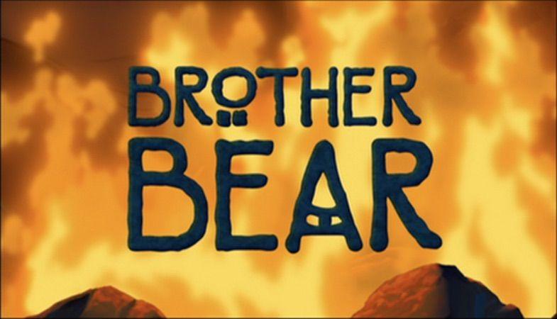 Wdas Film Review 44 Brother Bear 2003 Cartoon Amino