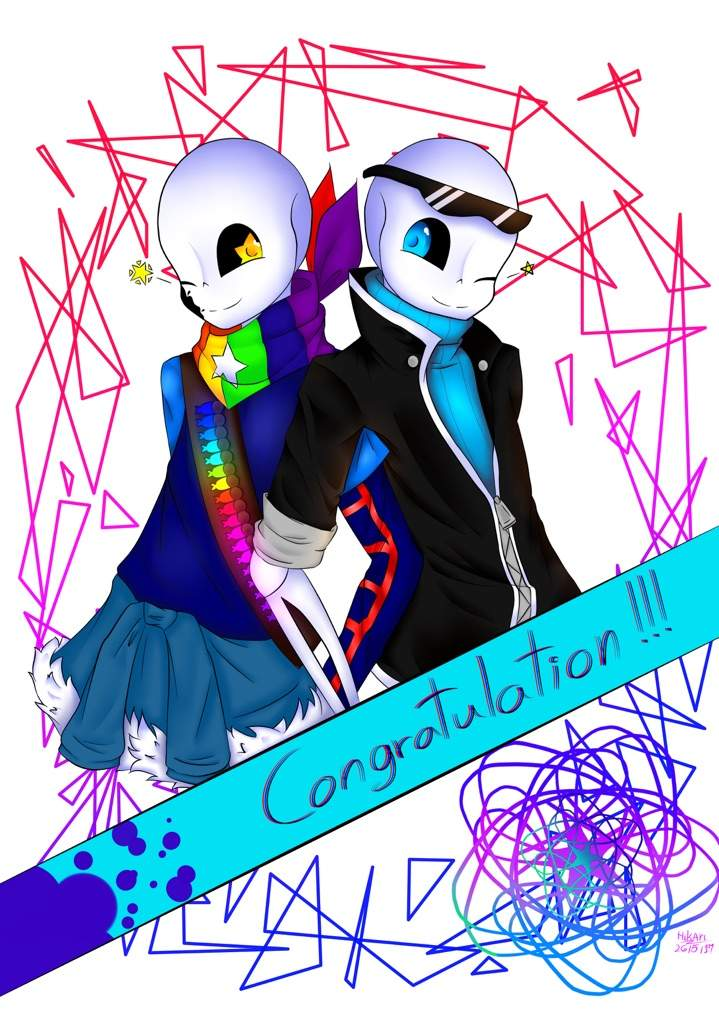 IN! Sans And Bee Krach - Fan Art | Official Sans Amino Amino