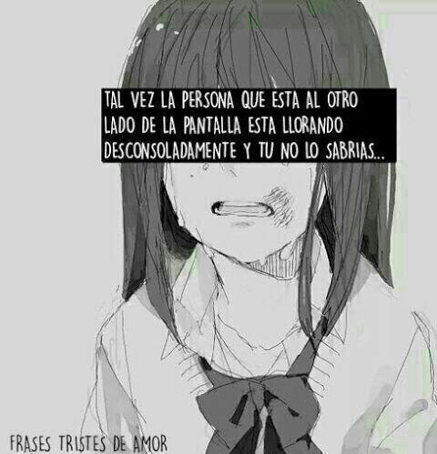 Frases Tristes Pero Ciertas Anime Amino