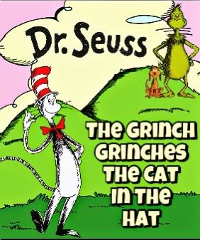 The Grinch Grinches The Cat In The Hat Review