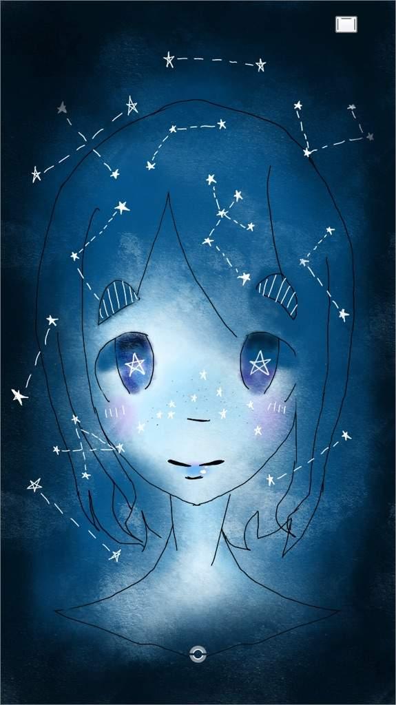 Menina Galaxia Desenhistas Do Amino Amino