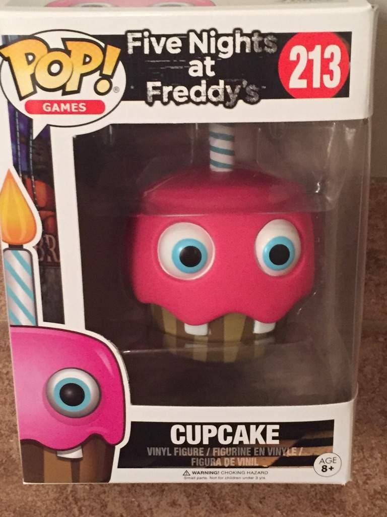 Freddys Toy Haul Software Help Bott Funko Pop Fnaf Chica 108 Nightmare Jack O Bonnie And