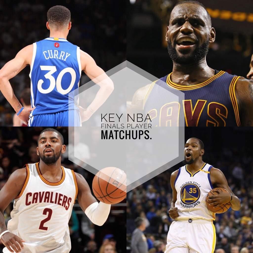 Key NBA Finals Player Matchups and Predictions. | Hoops Amino