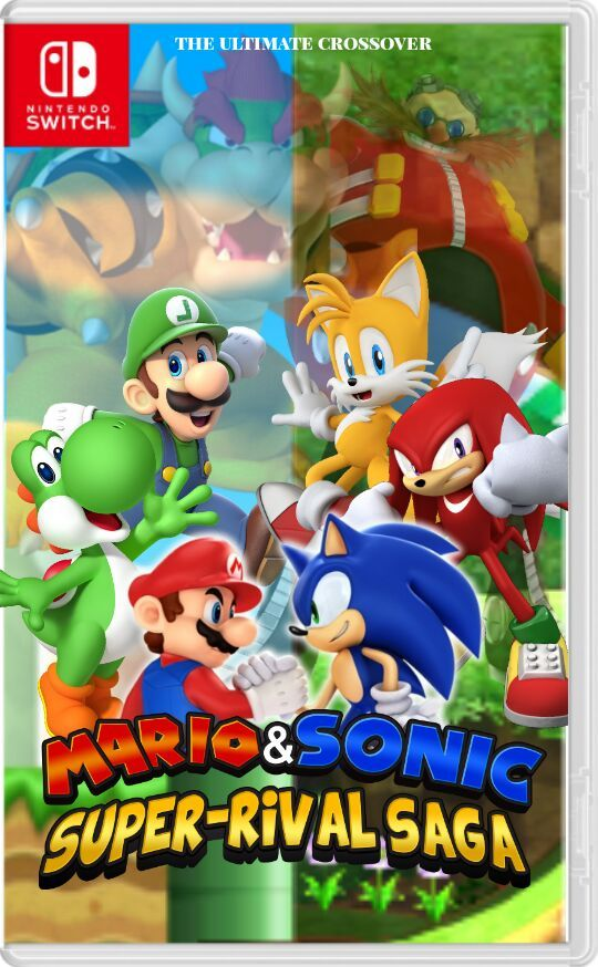 Crossover De Nintendo Nintendo Amino