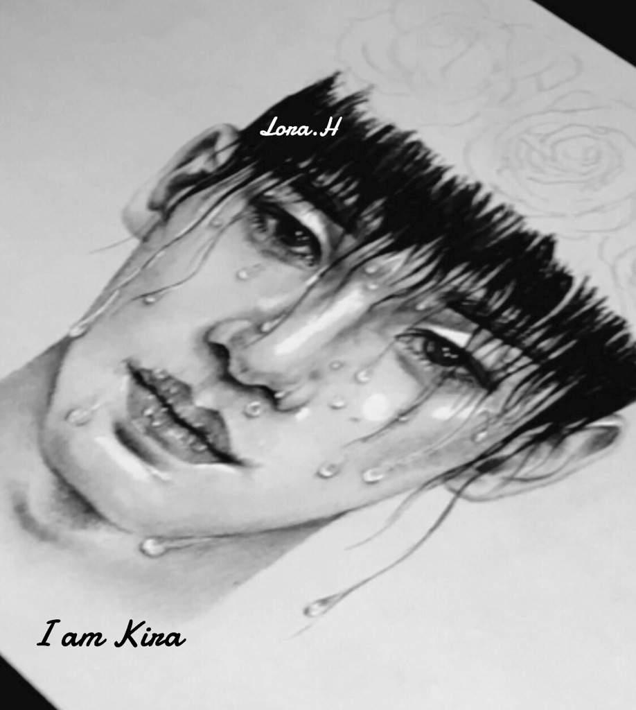 chen drawing exo 엑소 amino