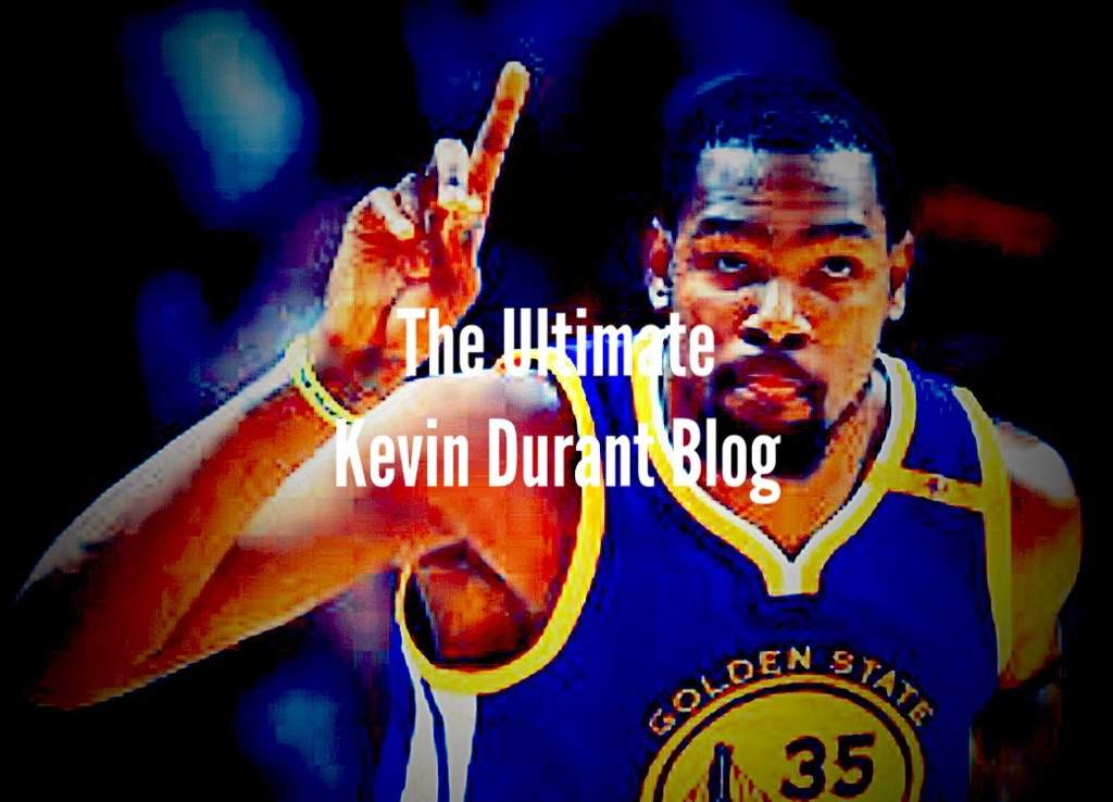 3554f3b68e0a Greatness is Greatness  The Ultimate Kevin Durant Blog