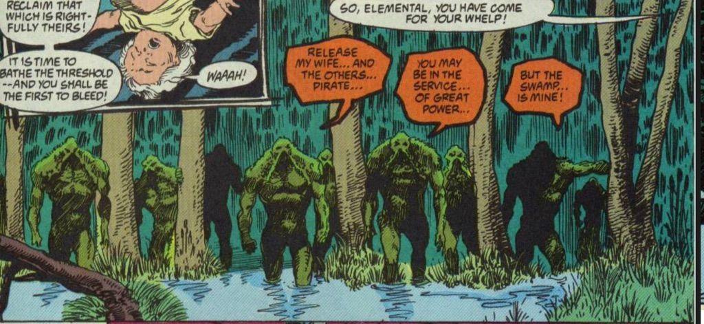 SwampThing's Power | Comics Amino