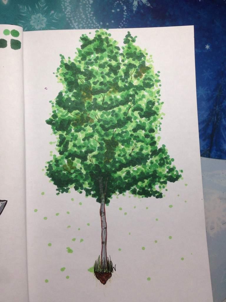 Tree Drawing | Art Amino