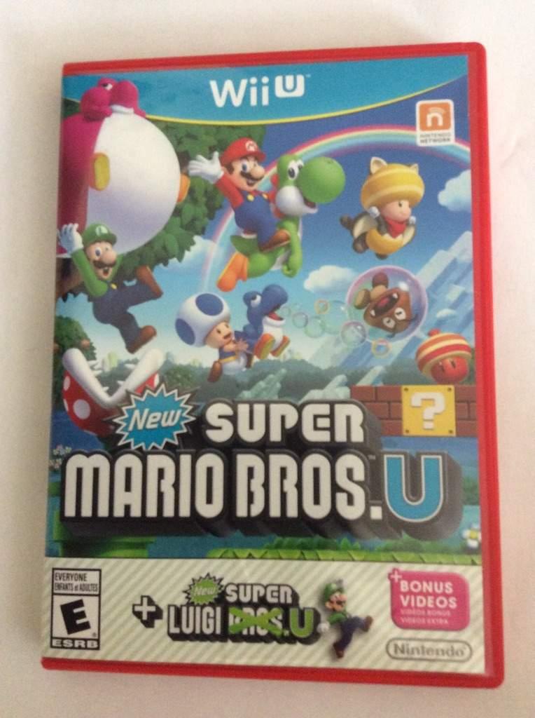 Super Mario Bros U And Super Luigi U Fail Mario Amino
