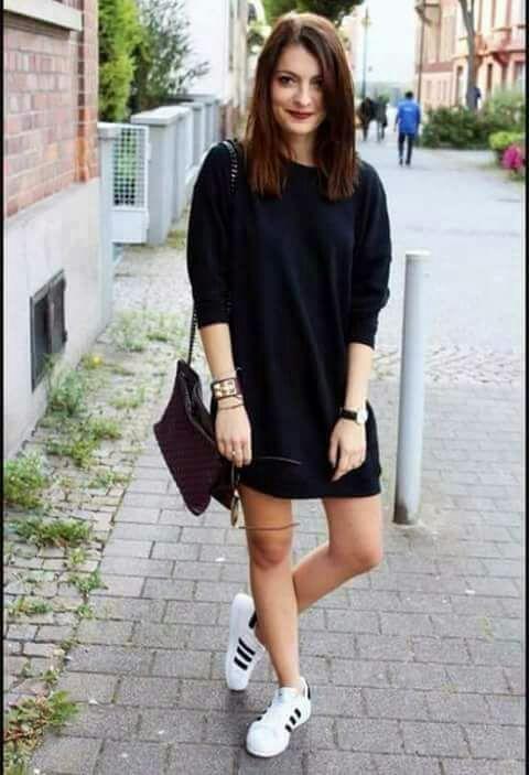 Outfit con tenis/deportivas. | Moda y belleza Amino