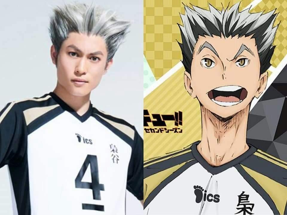 Haikyuu characters in reality | Anime Amino