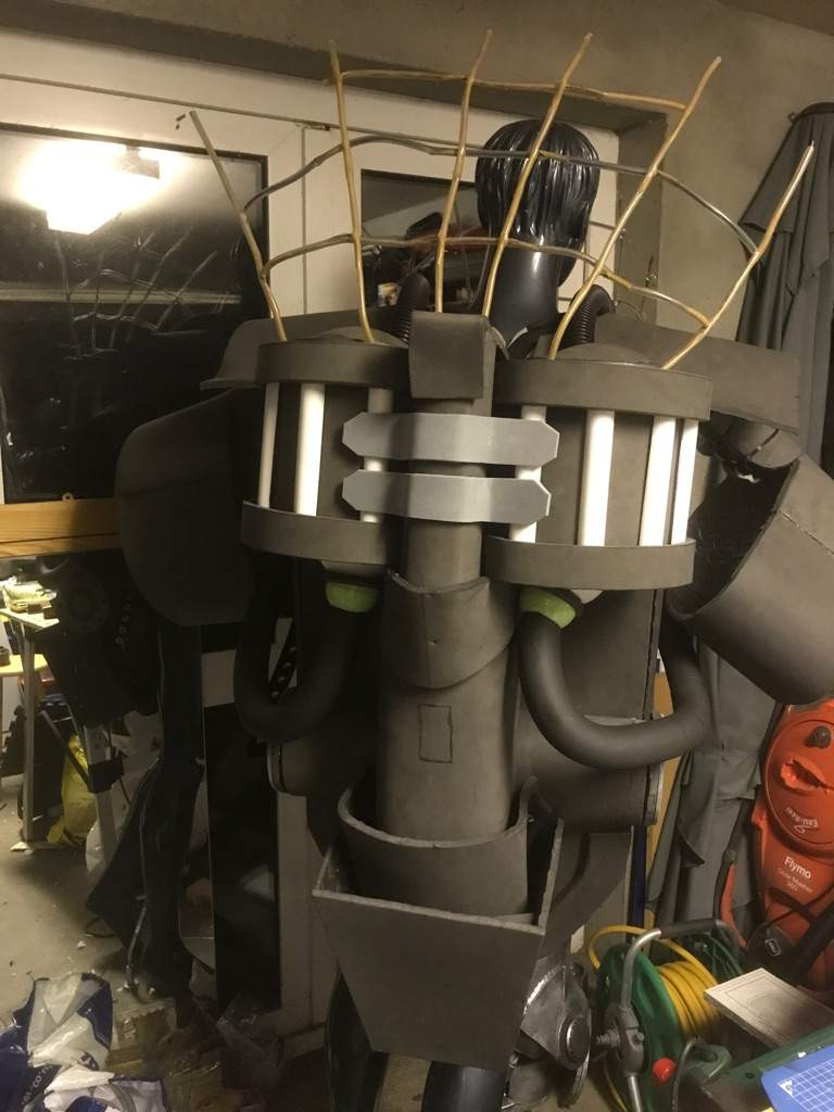 fallout 4 raider power armour wip cosplay amino