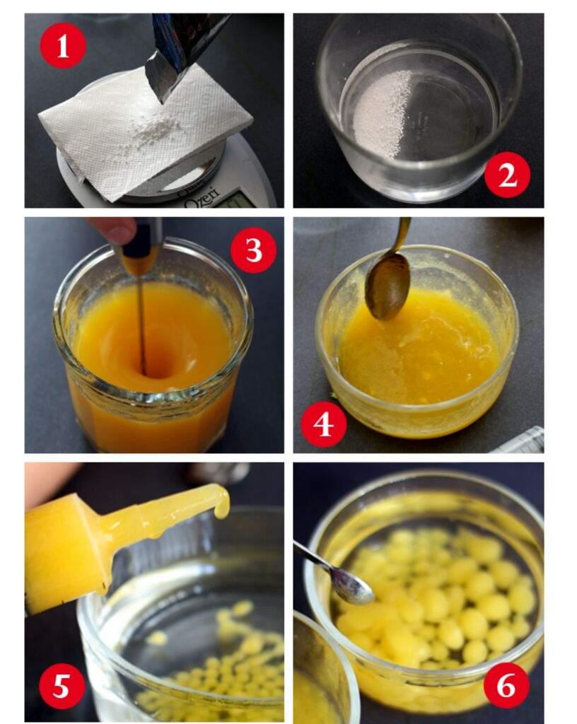 How To Make Popping Boba Spheres Boba Community Amino