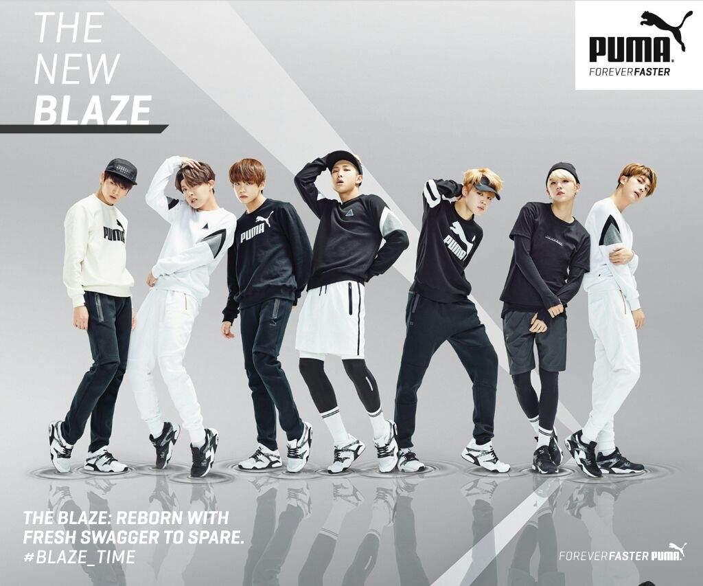 BTS- Puma Commercial | K-Pop Amino