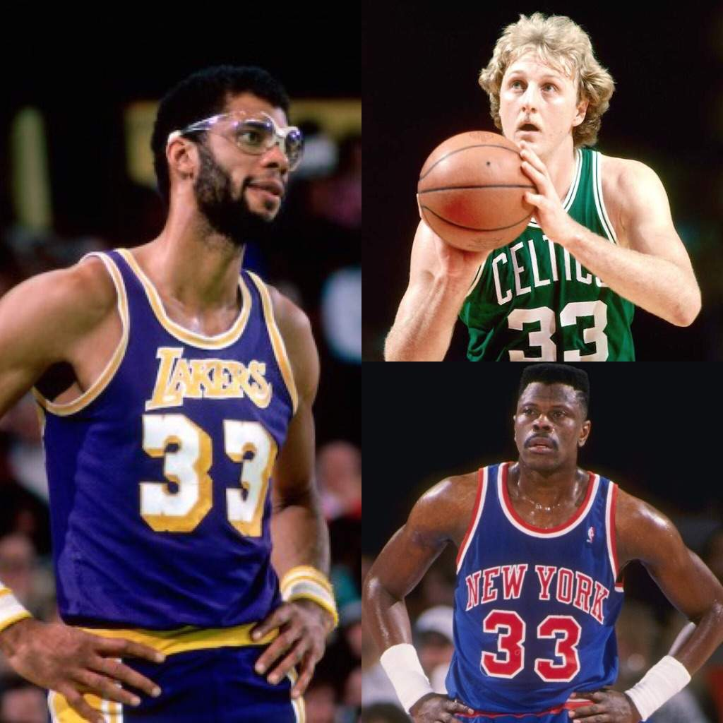 Top 10 NBA Jersey Numbers Of All-Time