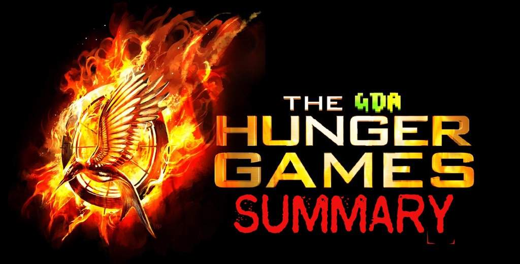 hunger games detailed summary