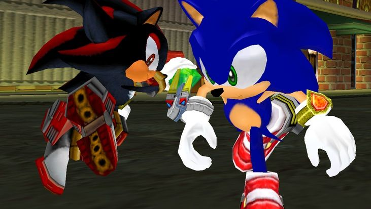 Who S Faster Sonic Or Shadow Sonic The Hedgehog Amino