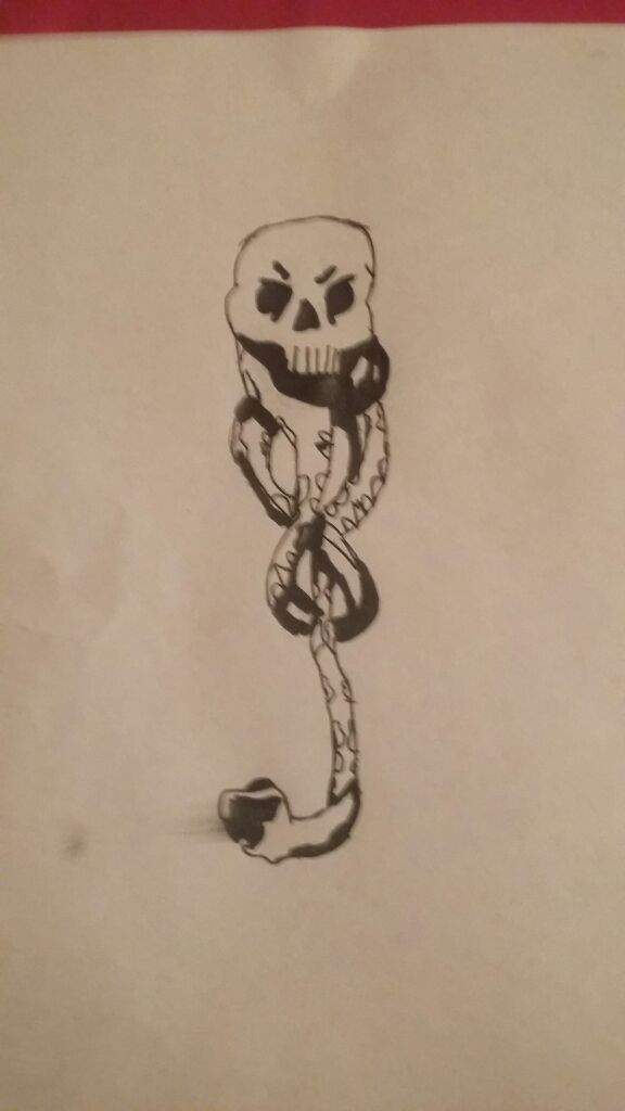 Death Eater Symbol Drawing Harry Potter Amino