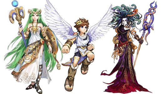 the extraordinary ordinary angelic duo pit and dark pit
