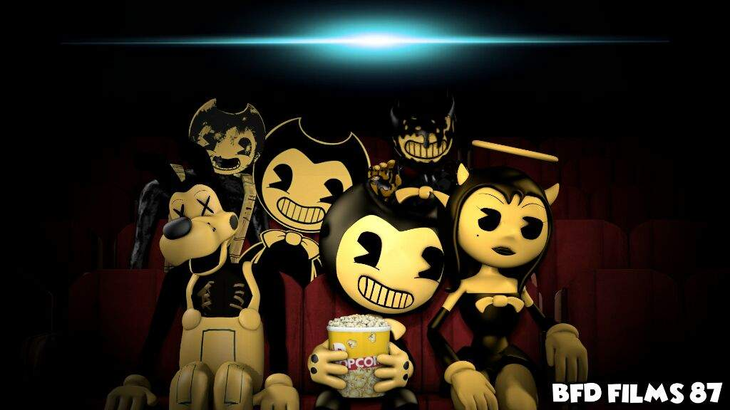 Bendy And The Ink Machine Wallpaper 2 Bendy And The Ink