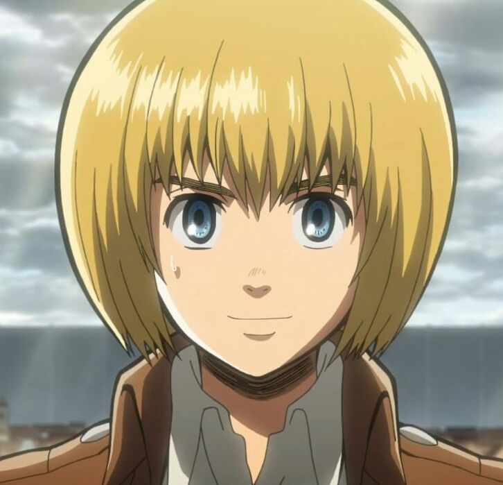 Voice Of Armin Arlert - Attack on Titan: Escape from Certain Death ...