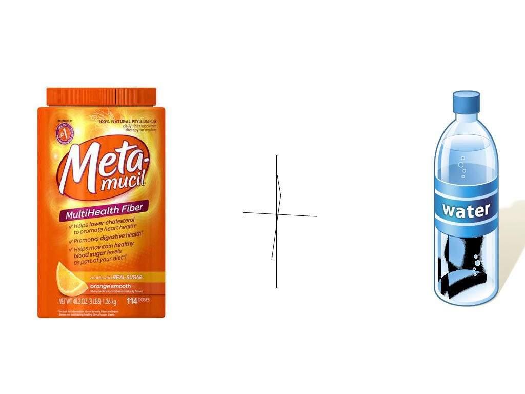 Can You Sprinkle Metamucil On Food