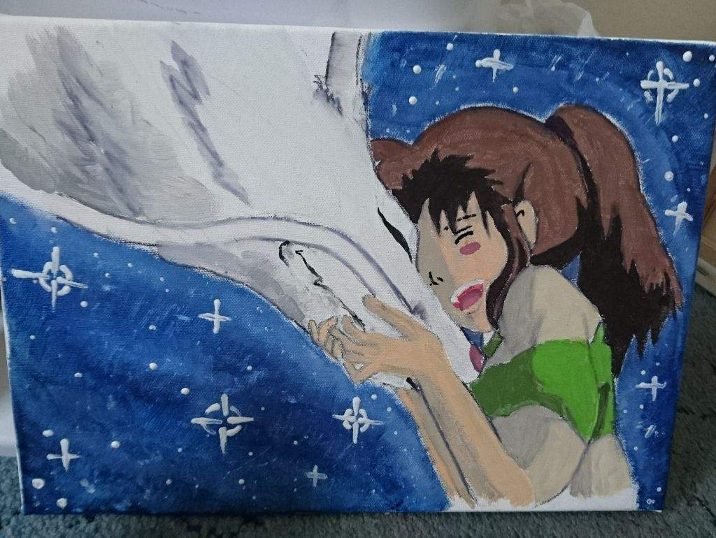 Spirited Away Painting Art Amino