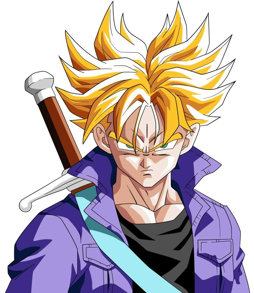 Future Trunks Dragonballz Amino