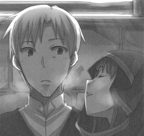 Spice And Wolf Kiss