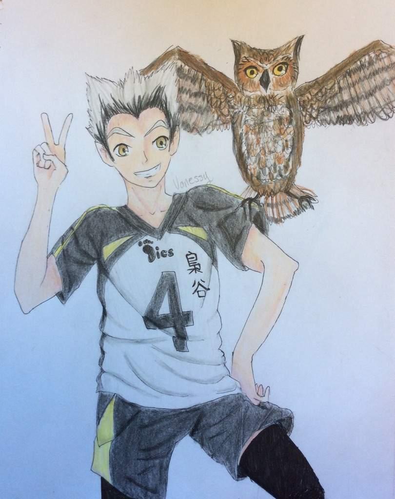 bokuto kotaro owl haikyuu amino