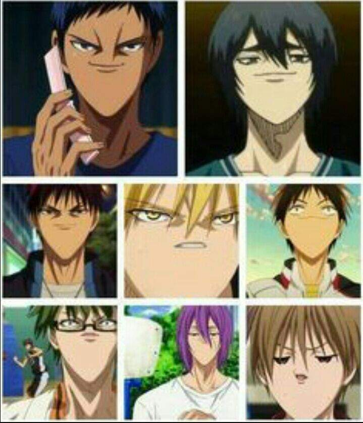 Anime Characters Without Nose