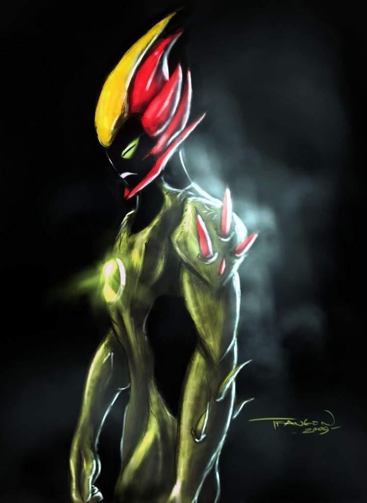 Ben 10 Top Ten Strongest Alien Transformations | Battle Arena Amino