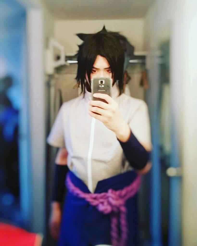 Sasuke Uchiha Shippuden Cosplay Amino