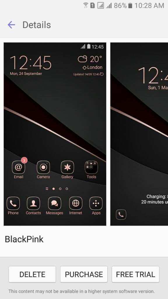 BlackPink Samsung Theme | BLINK (블링크) Amino