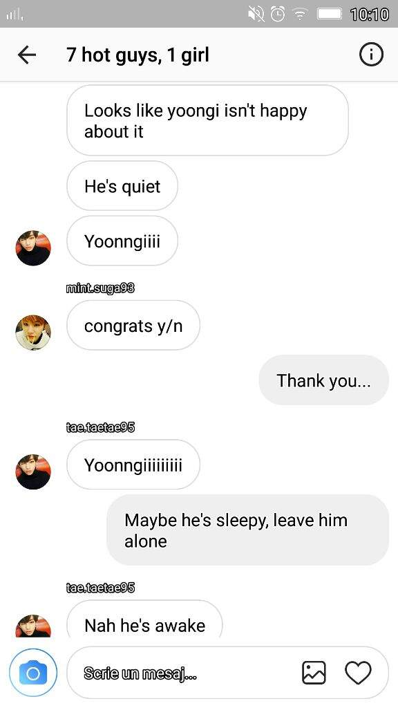 RolePlay BTS x Reader Pt 3 ~ Suga is jealous | ARMY's Amino