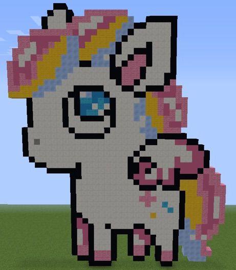 Pegasus Pixel Art Minecraft Amino