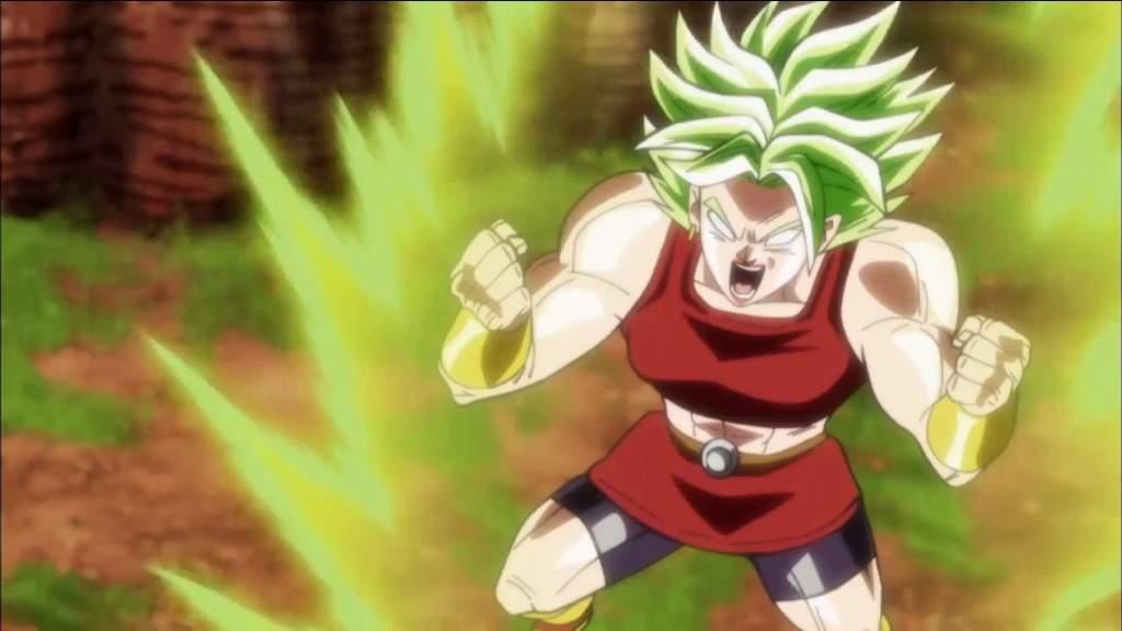 Image result for Super saiyan kale
