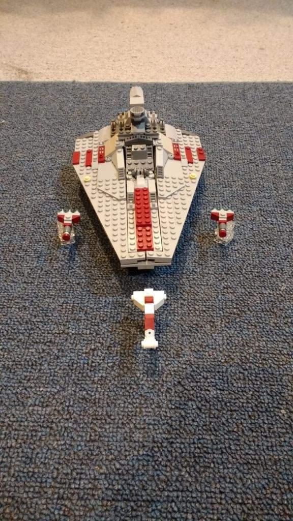 Lego Acclamator Class Assault Ship Moc Star Wars Amino